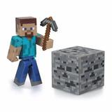 Muñeco Steve Minecraft, Xuruguay