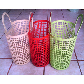 Bolsa Casual De Plastico, Moda Para Playa, Super Mercado