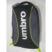 Mochila Deportiva Umbro Unisex Prime Original De Fabrica