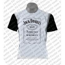 Camiseta Personalizada - Jack Daniels