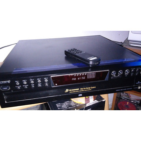 Reproductor Compact Disc Player Sony Modelo: Cdp-ce375