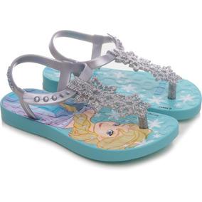 Sandalia Infantil Grendene Kids Frozen Infantil