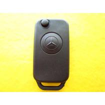 Carcasa Control Remoto Mercedes-benz Clase A, C, E
