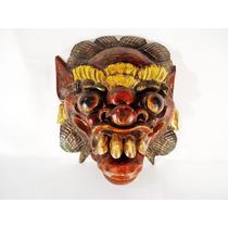 Antigua Mascara Aborigen Tailandesa