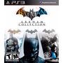 Batman La Trilogia Ps3 El Club Del Vicio