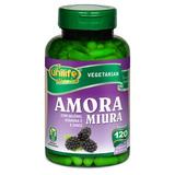 Kit 04 Un Amora Miura 500mg - 120 Cápsulas Unilife Vitamins