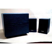 Bocinas Acteck 2.1 Bluetooth, Radio Fm, Lector Usb Y Sd