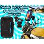 Base Porta Celular Para Moto Bici Contra Agua Manubrio 7/8