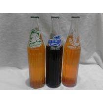 Lote Refrescos Caballitos Vintage Botellas Antiguas