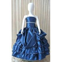 Vestido Para Niña (princesa Presentación)