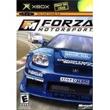 Juego Forza Motorsport Xbox Original Xbox 360 Compatible