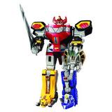 Figura De Acción Figura Power Rangers Legado Megazord Acció