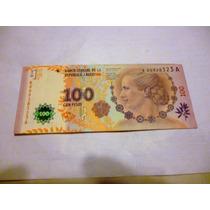 100- Pesos -evita- Reposicion