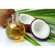 Aceite De Coco Prensado Al Frio 100% Puro Garantizado