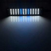 Luminária De Led P/ Aquario De Agua Doce,salgado 110/220 V