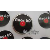 Kit Anos 60 Rótulos Personalizados 40 Unidades Só R$ 9,99