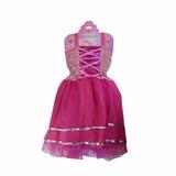 Disfraz Vestido De Princesa Infantil