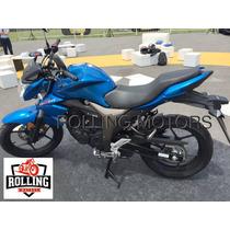 Suzuki Gixxer 150 0km Motos 2017 Tipo Yamaha Fz16