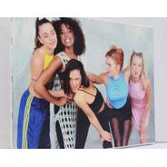 Quadro Spice Girls Impressão Em Canvas 30x40cm