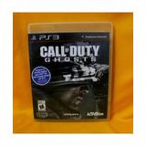 Juego Para Playstation 3 Call Of Duty Ghosts Ipp4