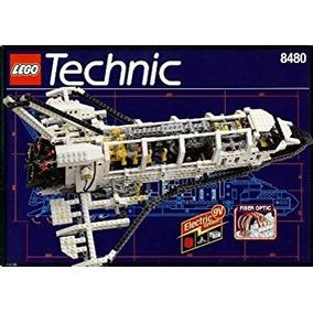 Juguete Lego Technic Del Transbordador Espacial (8480)