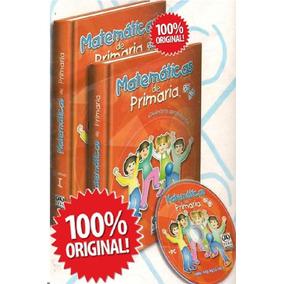 Matematicas De Primaria 1 Vol + Cd Euromexico