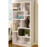 Mueble Modular Biblioteca Rak Rack Cubos Divisor Ambientes