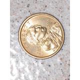 Moneda De 1 Dólar Sacagawea