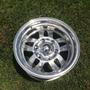Juego Rines Eagle Alloys Camioneta Rustico Toyota 6 Huecos