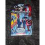 Marvel Universe Capitan America Con Accesorios Avengers Escu