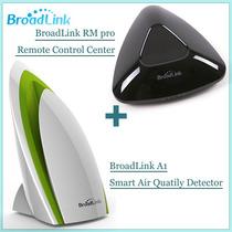 Combo Broadlink Air + Rm Pro Domotica Interacción
