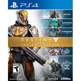 Videojuego Destiny La Coleccion Plasystation 4 Activision