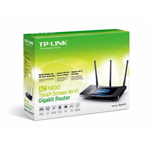Roteador Tp-link Touch P5 Ac1900 Dual Band Gigabit