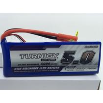 Lipo Bateria 5000mah 2s 20c 7.4v Turnigy Traxxas Erevo Hpi