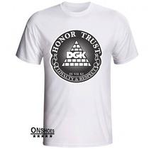Camiseta Camisa Honor Trust Dgk Dtg