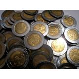 Monedas De 5 Pesos Bicentenario De Independencia Mexicana
