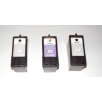 Cartuchos Lexmark Vacios No 14-15-17-27-16-26-28-29-32