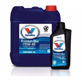 Óleo Para Motor Valvoline Premium 15w40 Diesel Caminhonetes