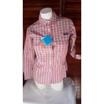 Camisa Para Damas Marca Columbia Original