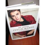 Justin Bieber Libro Just Getting Started Original Tapa Dura