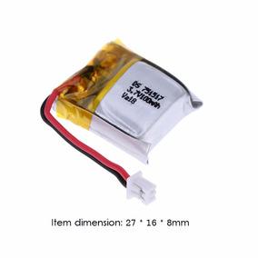 Baterias Lipo Fullymax 3,7v-100mha P/modelos Rc 20x15x7mm