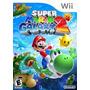 Super Mario Galaxy 2 Wii Nuevo Sellado Original