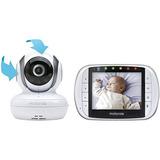Motorola Mbp36s Remoto Video Sin Hilos Del Monitor Del Bebé