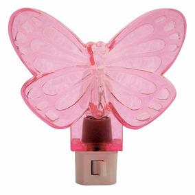 Lampara Decorativa Con Interruptor Mariposa Fulgore Fu0166