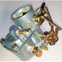 Carburador Fusca 30pic 1300, 1500 E 1600