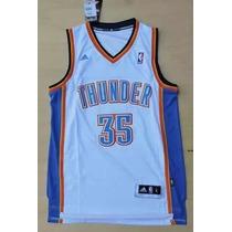 Musculosas Basket Nba Oklahoma City Thunder Para Niños