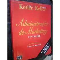 Administração De Marketing Kotler Keller