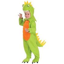 Disfraz Para Niño Traje De Dinosaurio Del Niño