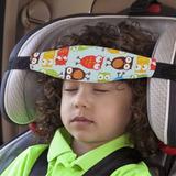 Soporte De Cabeza Para Bebés Silla De Auto Seguridad