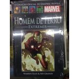 Coleção Oficial De Graphic Novels Marvel Número 21